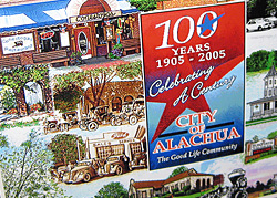 Alachua Womans Club - City Of Alachua